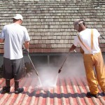 Roof Cleaning & Power Washing