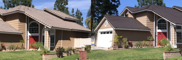 Roof Coating, Color Sealing & Cleaning Huntington Beach, CA
