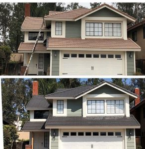 Roof Cleaning Orange County CA