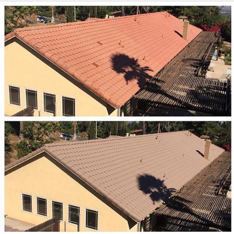 Roof Cleaning Cerritos CA