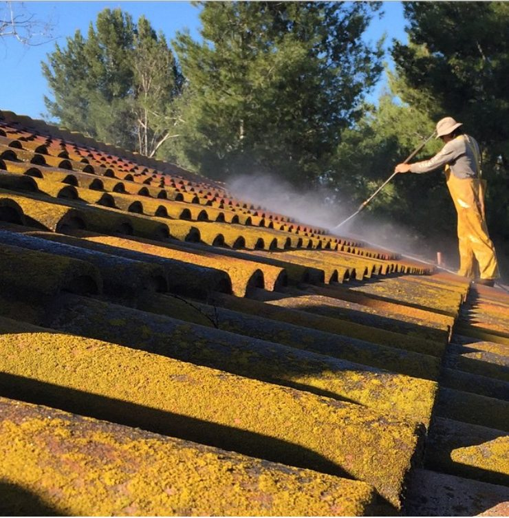 Roof Coating in Los Angeles