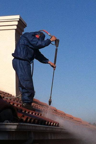 Roof Cleaning Service in San Diego CA